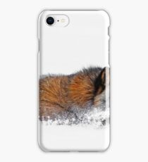 Fox On A Mission iPhone Case/Skin
