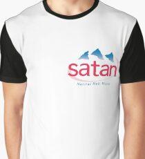 Satan - natural hell water Graphic T-Shirt