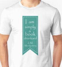 Book Drunkard T-Shirt