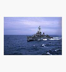 USS Wren DD 568 Photographic Print