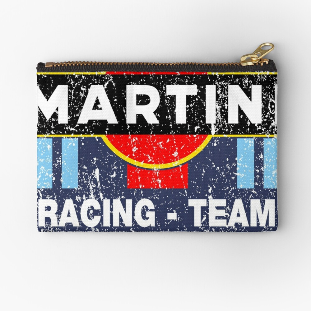 martini racing Zipper Pouch