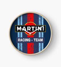 Reloj carreras de martini