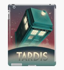 Now Boarding: TARDIS iPad Case/Skin