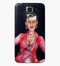 Her Own Doctor Case/Skin for Samsung Galaxy