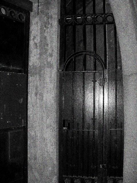 door to tower by keara