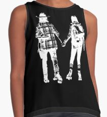 Carl and Enid Contrast Tank