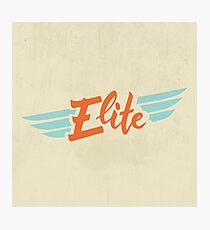 Elite Photographic Print