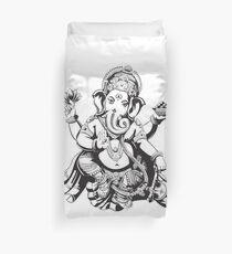Lord Ganesh for light colours Duvet Cover