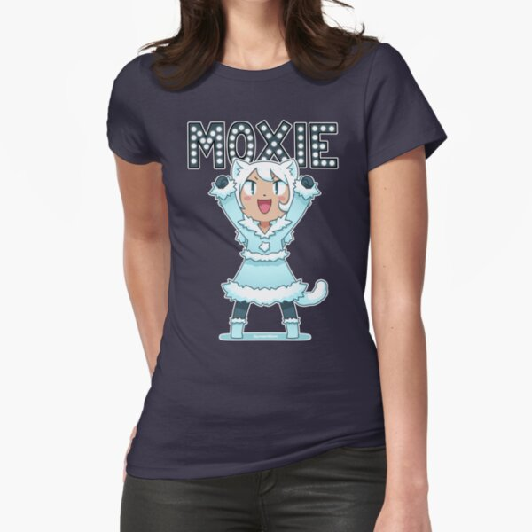 MOXIE Fitted T-Shirt