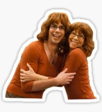 iCarly Ms. Briggs & Spencer Sticker
