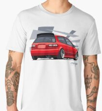 Civic EG Men's Premium T-Shirt