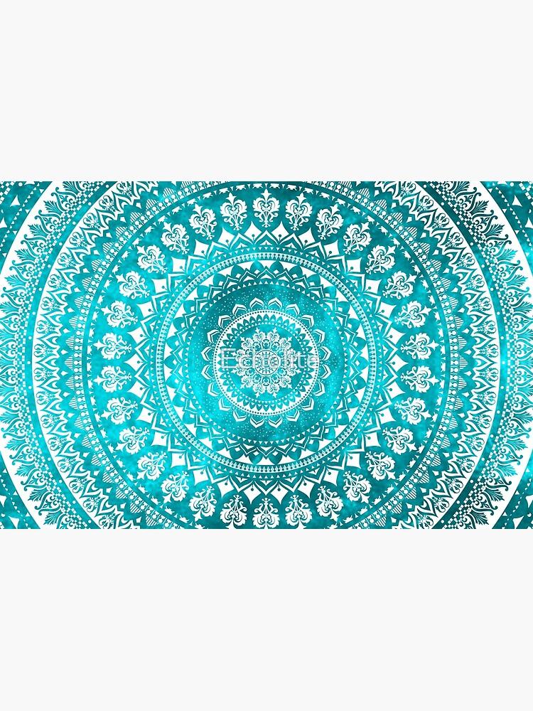 Mandala Turquesa de Echolite