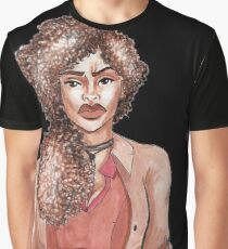 Warrior Woman Graphic T-Shirt