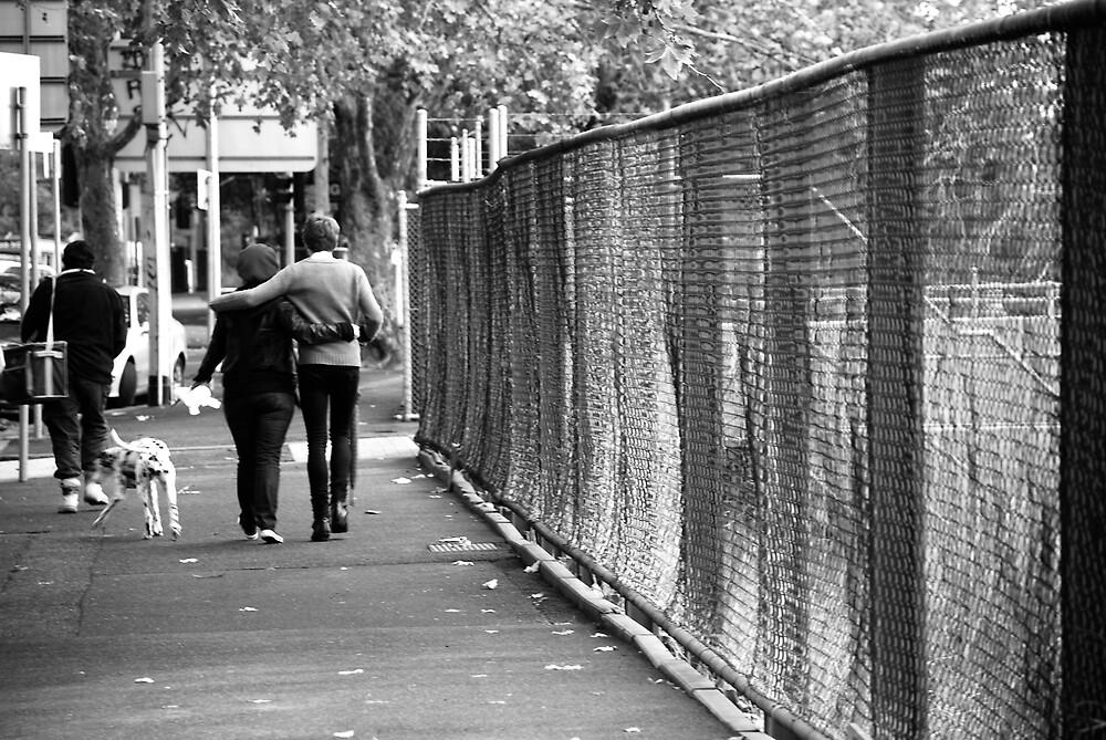 Good Day To Walk by burnett89