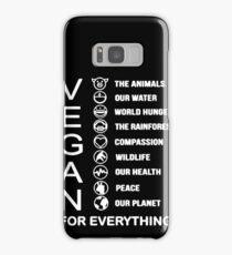 Vegan Samsung Galaxy Case/Skin