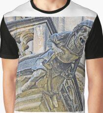 Gargoyle on St Vitus Graphic T-Shirt