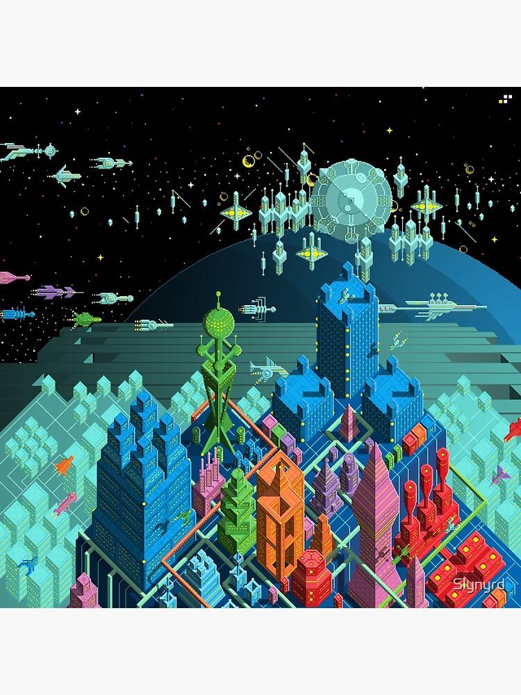 Pulse City by Slynyrd