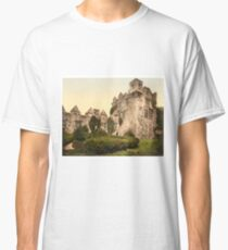 Vintage Photo-Print of Donegal Castle (1900) Classic T-Shirt