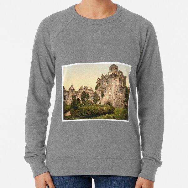 Vintage Photo-Print of Donegal Castle (1900) Lightweight Sweatshirt