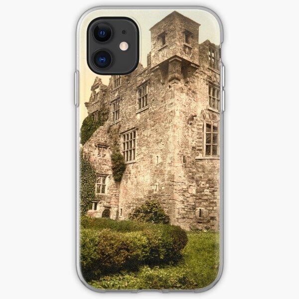 Vintage Photo-Print of Donegal Castle (1900) iPhone Soft Case