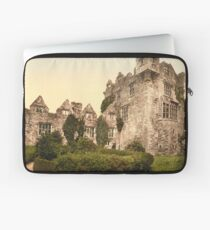 Vintage Photo-Print of Donegal Castle (1900) Laptop Sleeve