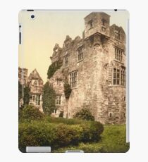 Vintage Photo-Print of Donegal Castle (1900) iPad Case/Skin