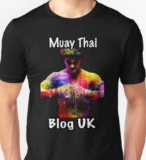 Colourful Tony Jaa - MTBUK Unisex T-Shirt