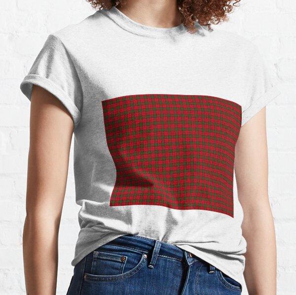 Grant Tartan Classic T-Shirt