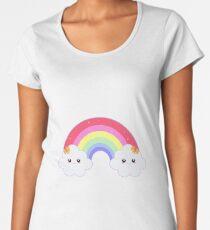Rainbowelepathy Women's Premium T-Shirt