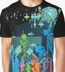 Pulse City Graphic T-Shirt