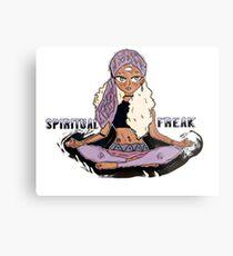 Spiritual Freak Metal Print