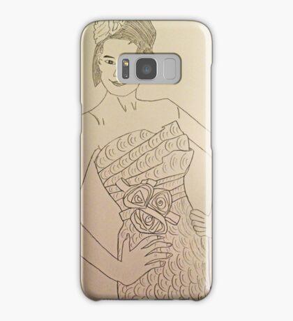 Wedding Dress No 3 Samsung Galaxy Case/Skin