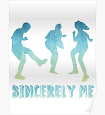 Sincerely Me- Dear Evan Hansen Poster