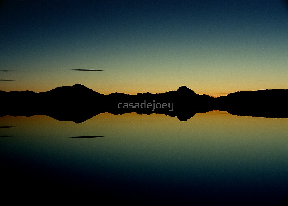 Utah Salt Flats by casadejoey