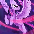 Twilight Sparkle by Pepooni