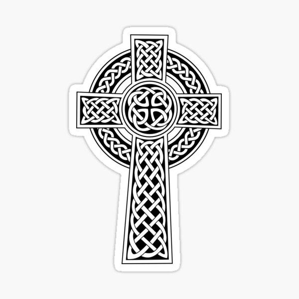 Croix celtique Sticker