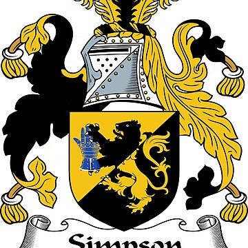 Simpson by HaroldHeraldry