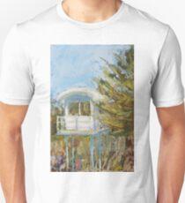 Bonny surf tower - plein air T-Shirt