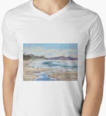 Rainbow Beach - plein air T-Shirt