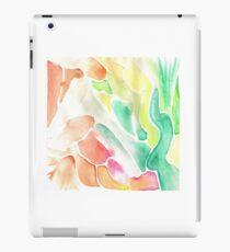 water colour  iPad Case/Skin