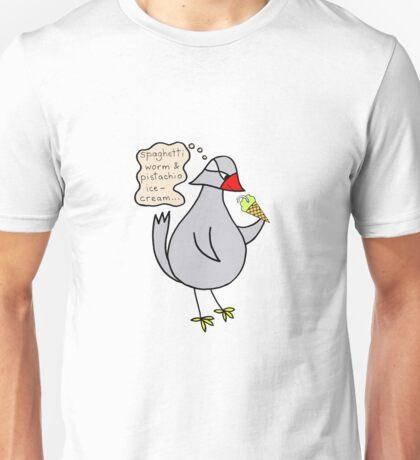 pistachio bird T-Shirt