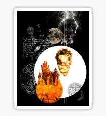 Constantine Sticker