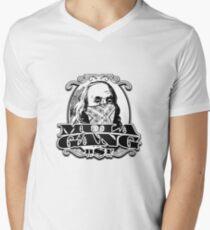 Mula Gang Men's V-Neck T-Shirt