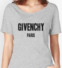 Givenchy Paris Women's Relaxed Fit T-Shirt
