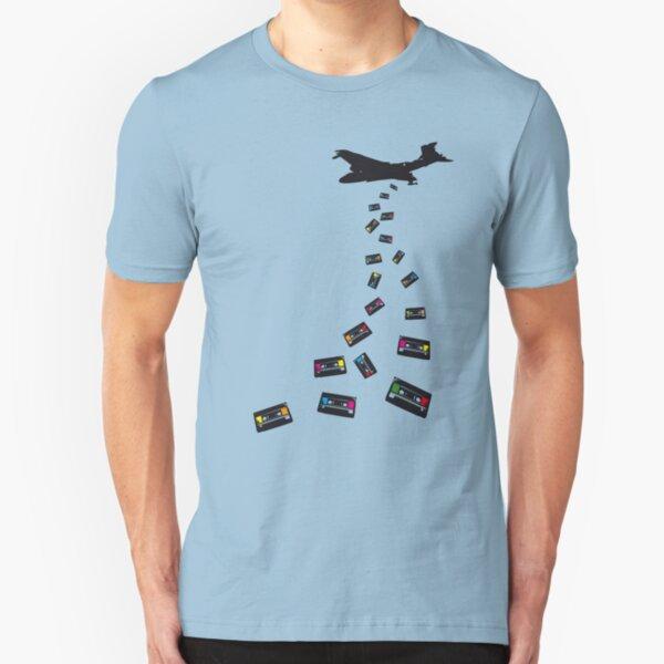 Drop the Beat! Slim Fit T-Shirt