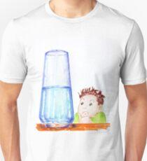 Il famoso bicchiere- Glass half...? T-Shirt