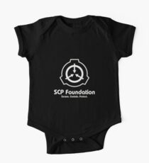 Scp Foundation Kids Clothes
