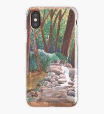 Cardboard Forest iPhone Case/Skin