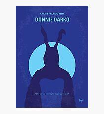 No295- Donnie Darko minimal movie poster Photographic Print