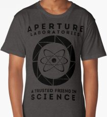 Portal 2 Long T-Shirt